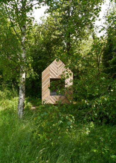 Merrett Houmøller Architects - The Cabin