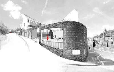 Merrett Houmøller Architects - Whitehouse Lane, Sheffield