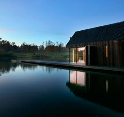 Merrett Houmøller Architects - The Boathouse