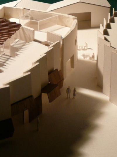 Merrett Houmøller Architects - Sugar House Lane