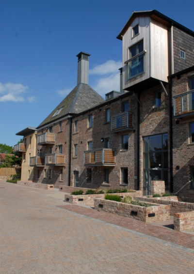 Merrett Houmøller Architects - The Maltings, Boroughbridge