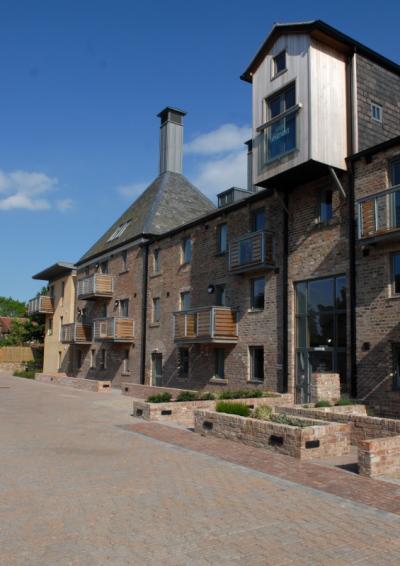 Merrett Houmøller Architects - The Maltings, Boroughbridge