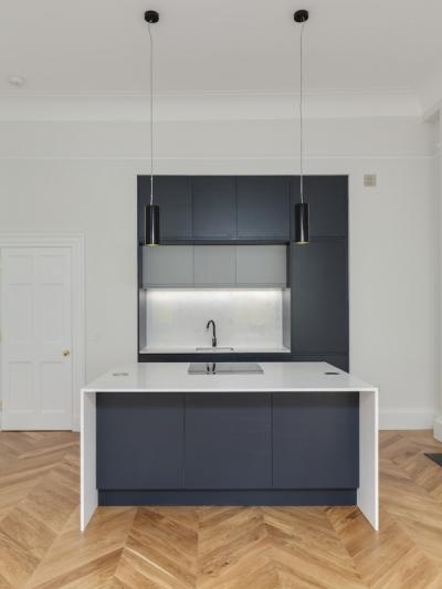 Merrett Houmøller Architects - 131 Harley Street