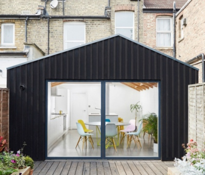 Merrett Houmøller Architects - Harringay Road House