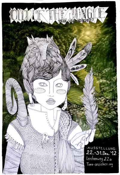 Lorem Ypsum - Anziehende Tiere 2012