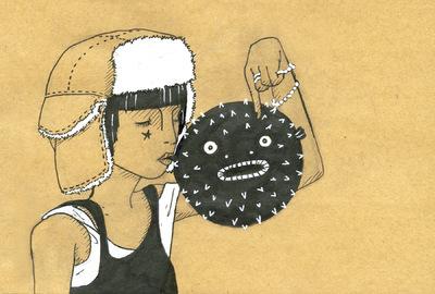 Lorem Ypsum - Stachelbeeren kann man nicht verwehren 2012