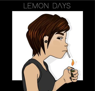 Lorem Ypsum - Anlehnung an Demon Days - Gorillaz (Ai) 2016