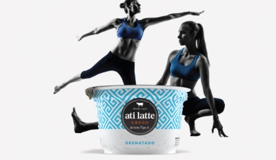 polessi.com - PACKAGING / AD | ATILATTE GREEK YOGURT