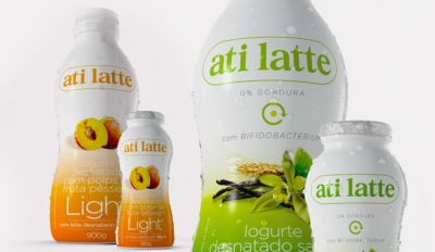 polessi.com - PACKAGING | ATILATTE YOGURT