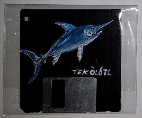Tekolotl - ArtWork - pez espada