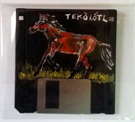 Tekolotl - ArtWork - Caballo