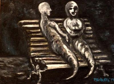 Tekolotl - ArtWork - Nuestros Fantasmas