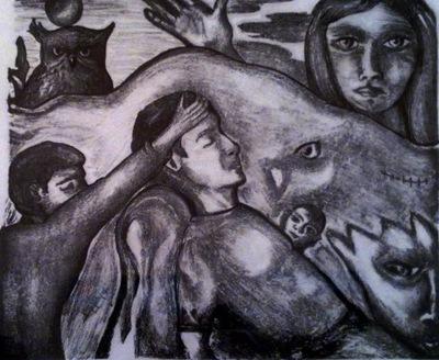 Tekolotl - ArtWork - Cortos momentos