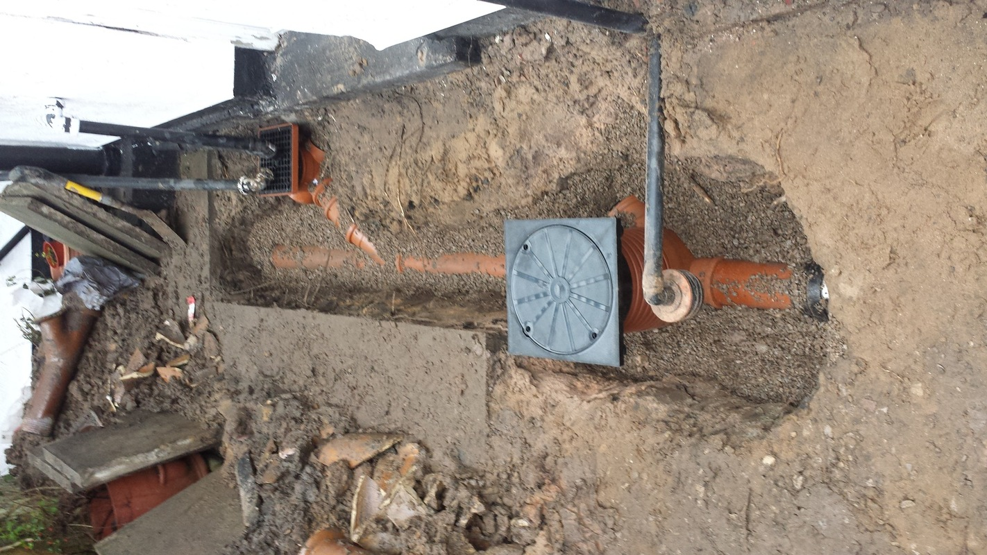 DLW Property Services Drainage -