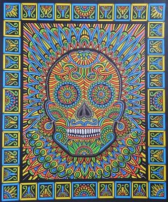 LyubaS Art - Hola! 50 x 60 cm