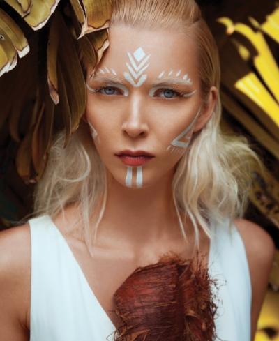 Elodie Fiuza - guerreiros tropicais