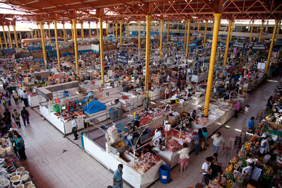 Diegophoto - Mercado central - Arequipa