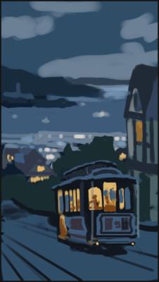 Art of Simon Rozner - San Francisco 01-2015.2.6
