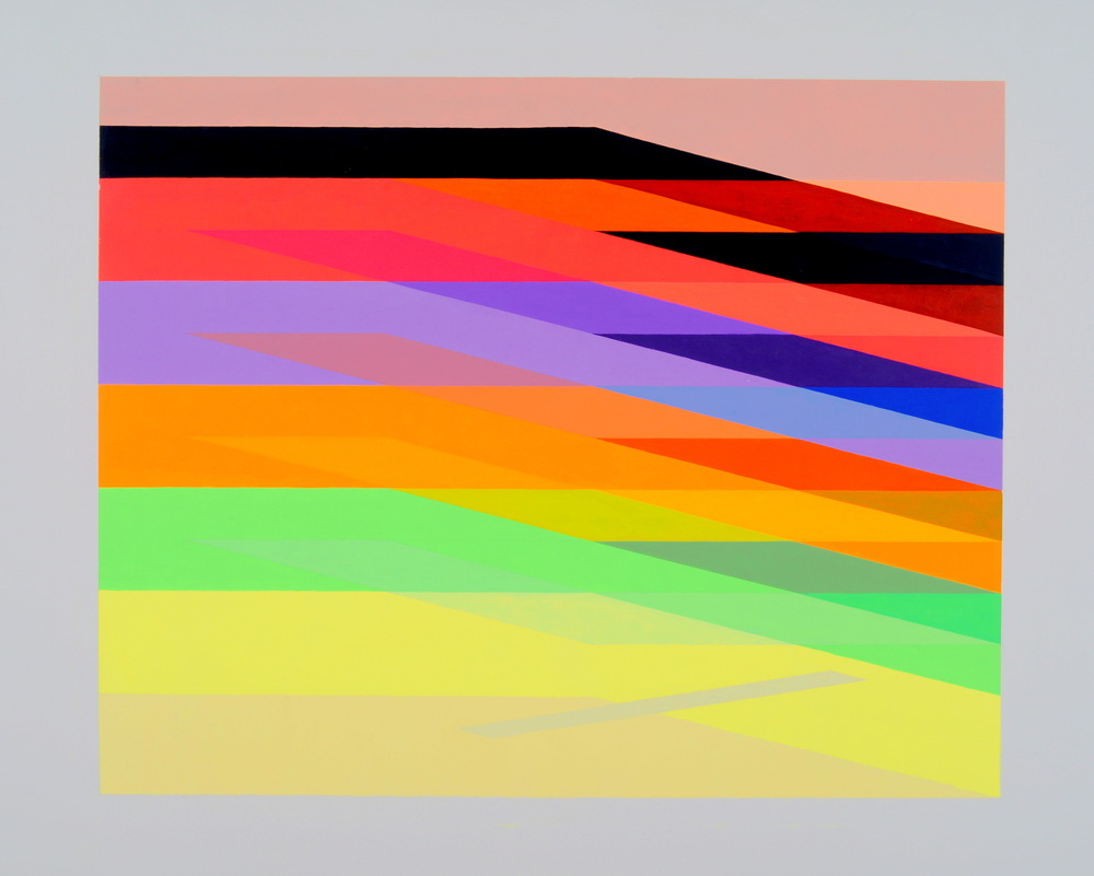 MARTIN V SMITH - Transparencies Yellow 1115 x 944