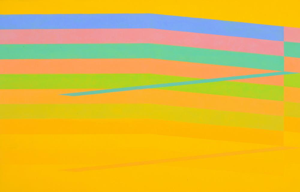 MARTIN V SMITH - Yellow space 1205 x 822