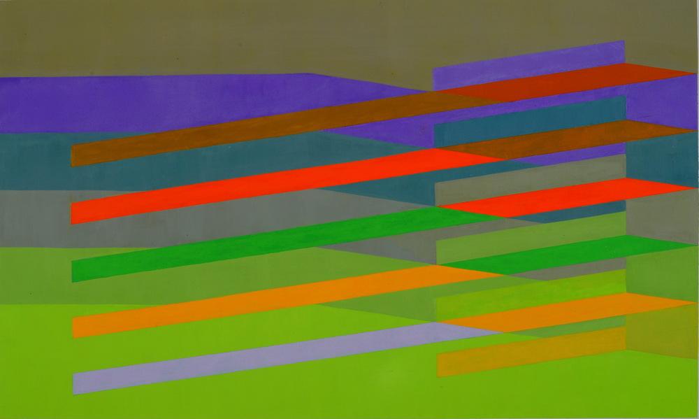 MARTIN V SMITH - Springboard 77.5 x 46.2