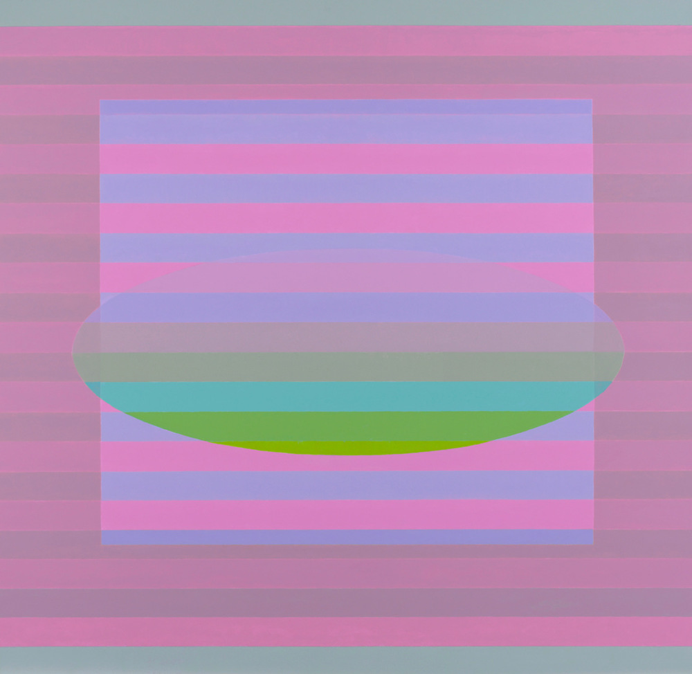 MARTIN V SMITH - Transparent Ellipse Limited Edition signed numbered Fine Art Giclee prints available