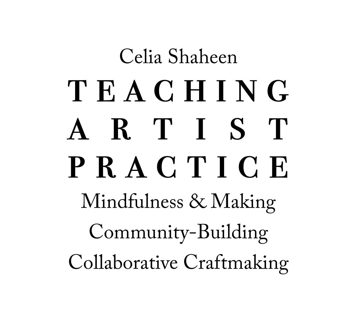 Teaching Artist Philosophy