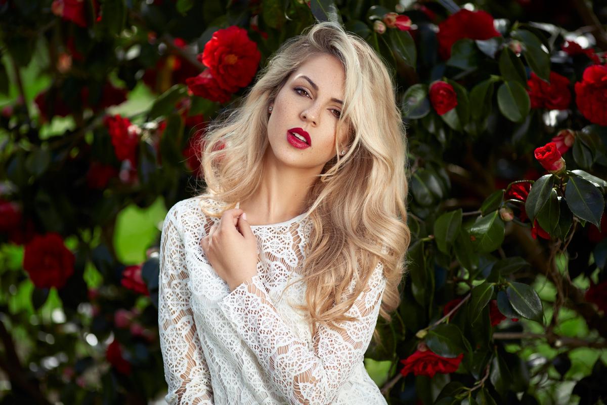 Kateryna Konstantynova Retouch - Photo by JP Bloch