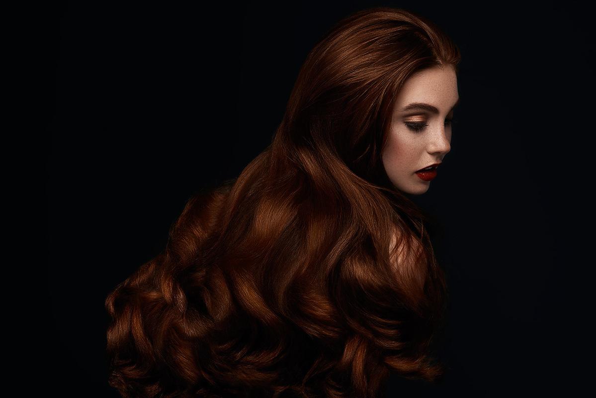 Kateryna Konstantynova Retouch - Photo by Marcus Turner