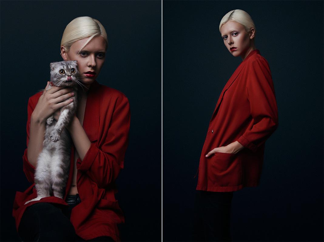 Kateryna Konstantynova Retouch - Photo by Anton Kalmykov