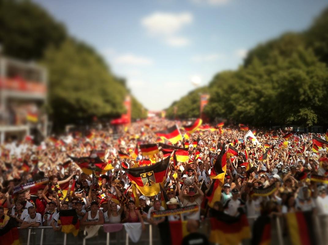 Pressefoto Georg Moritz // Berlin - WM