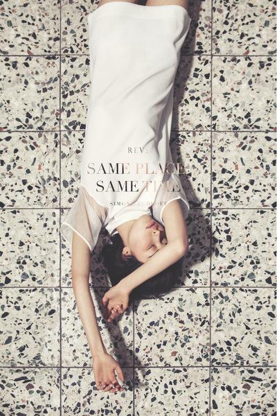 Simone Rudloff - revs magazine