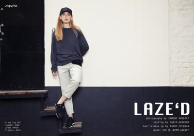 Simone Rudloff - LAZED x superior magazine
