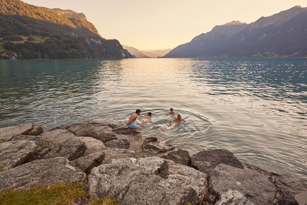 CHRISTOF SCHUERPF FOTOGRAFIE -  Schweiz Tourismus Camping Aaregg