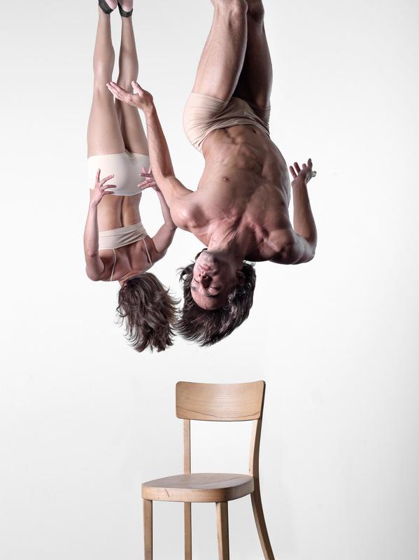 CHRISTOF SCHUERPF FOTOGRAFIE - Andrea Mirabile, Tänzer, Luzerner Theater