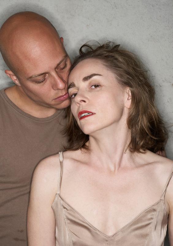 CHRISTOF SCHUERPF FOTOGRAFIE - Manuel Kühne, Wiebke Kayser, Schauspieler, Luzerner Theater