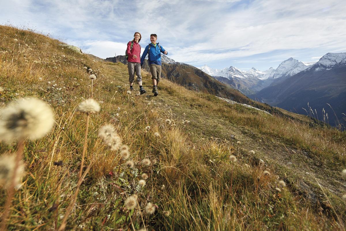 CHRISTOF SCHUERPF FOTOGRAFIE - Schweiz Tourismus, Historische Wanderrouten