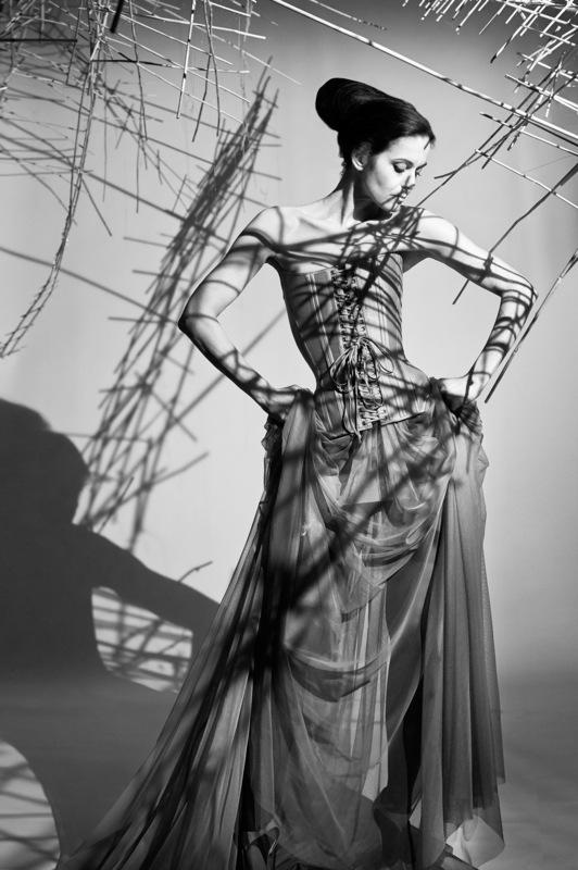 CHRISTOF SCHUERPF FOTOGRAFIE - Sara Schlumpf Haute Couture