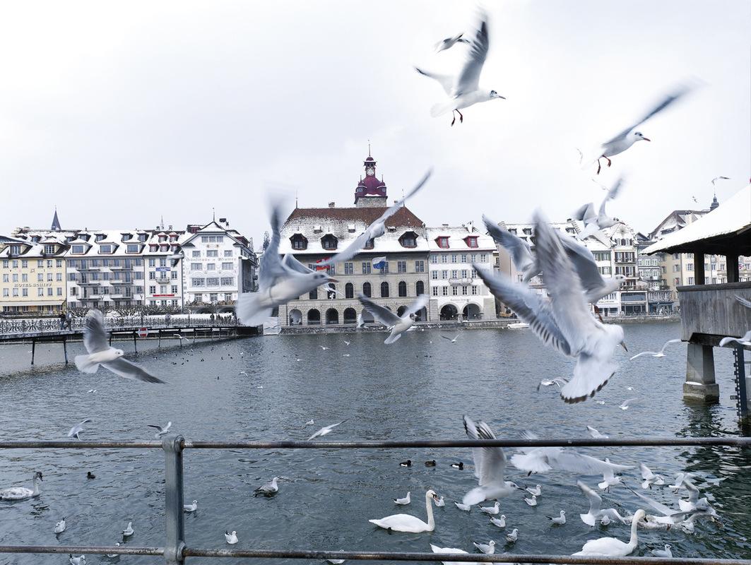 CHRISTOF SCHUERPF FOTOGRAFIE - Schweiz Tourismus, Winterstädte