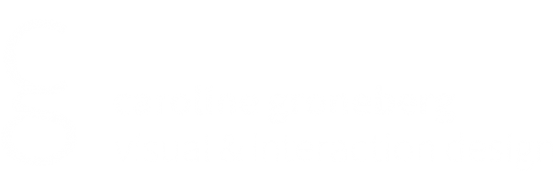 Caroline Groneberg | Visual & Interaction Design