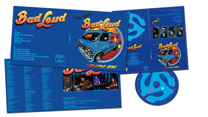 Berdu - Bad Loud - S/T (2011)
