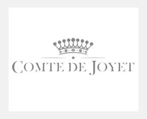 Pierre Besombes - Comte de Joyet > Identité Visuelle, Packaging