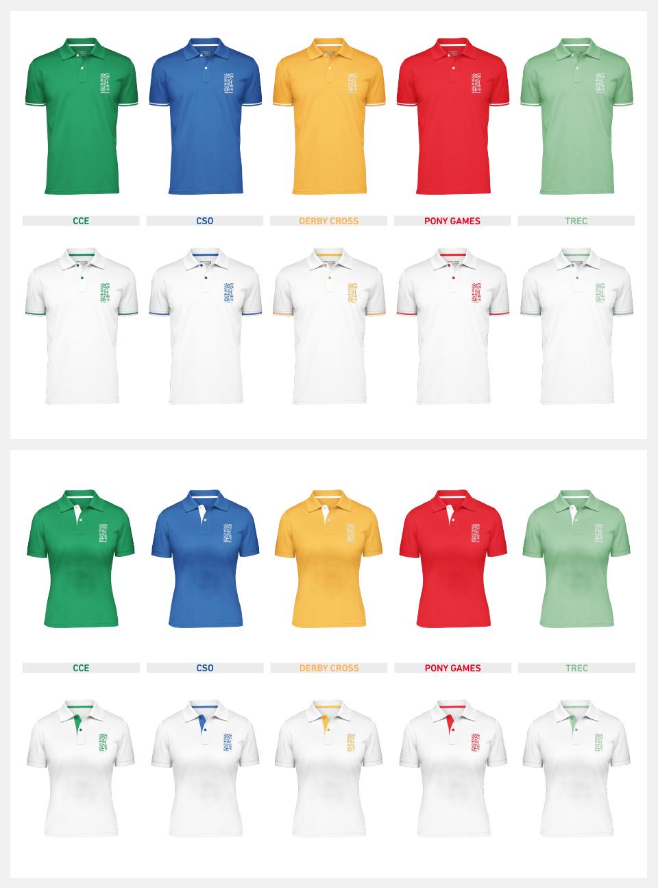 Pierre Besombes - Ligne de t-shirts dédiés à la compétition