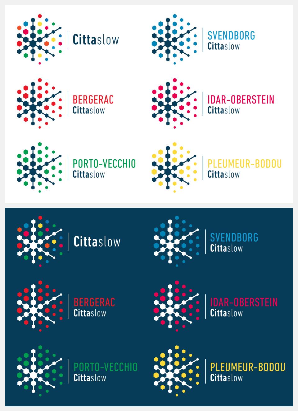 Pierre Besombes - Logo ombrelle et variantes
