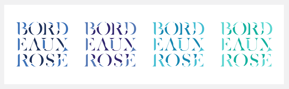 Pierre Besombes - Logotype