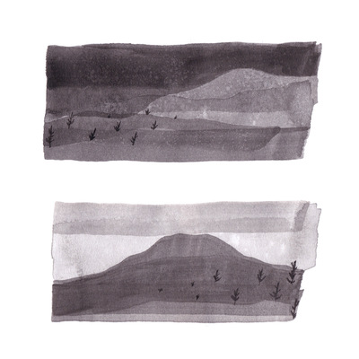 Rhiannon Parnis - Two Landscapes