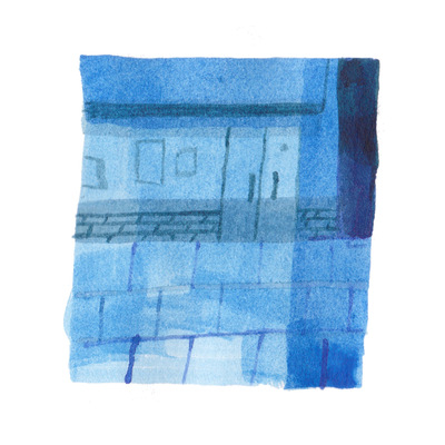 Rhiannon Parnis - Blue