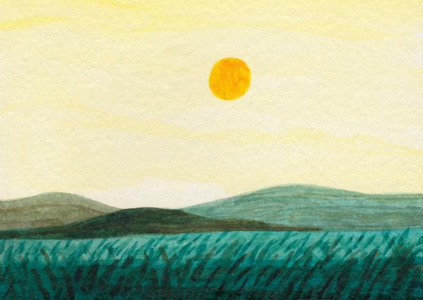 Rhiannon Parnis - Landscapes