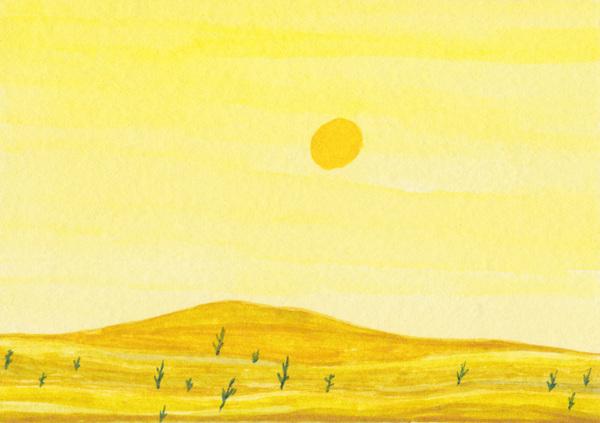 Rhiannon Parnis - Landscape