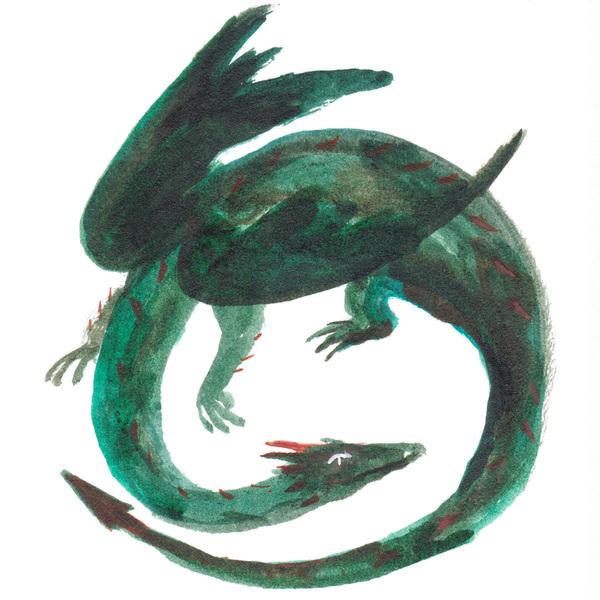 Rhiannon Parnis - Dragon